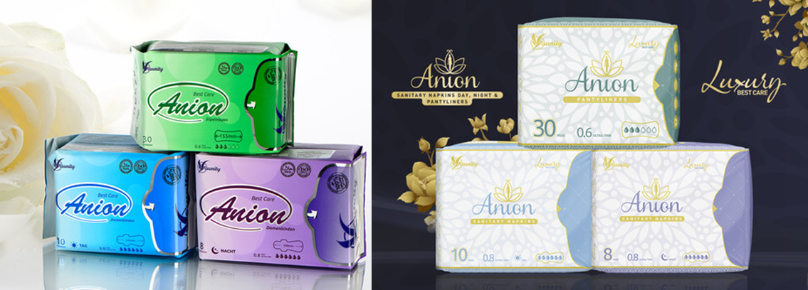 ANION in ANION LUXURY